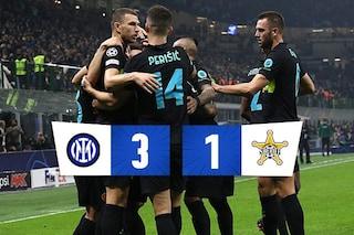 L'Inter dà spettacolo e domina lo Sheriff: i nerazzurri si sbloccano in Champions