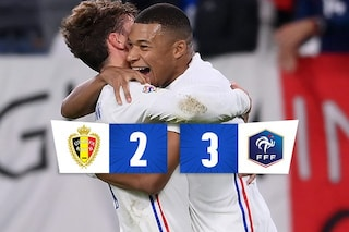Theo Hernandez ribalta il Belgio: gol decisivo al 90', la Francia vola in finale di Nations League