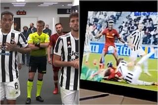 """Orsato promosso subito dopo Juve-Roma, un video interno all'AIA finisce in TV: """"Perfetto"""""""