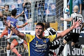 Poker del Verona allo Spezia. Sampdoria e Udinese regalano gol e spettacolo, a Marassi è 3-3
