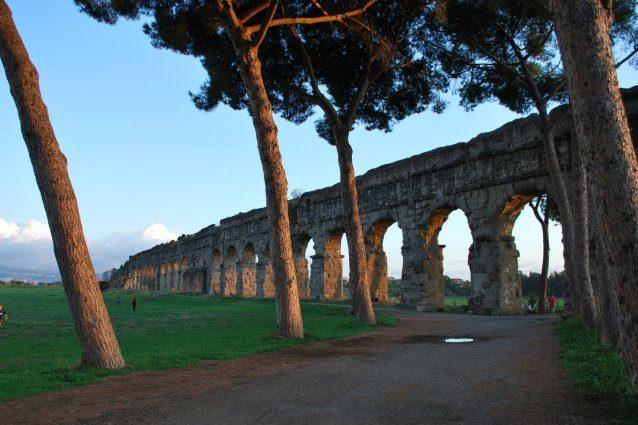 Parco acquedotti Roma