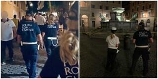 Troppi assembramenti e comportamenti molesti a Roma: chiuse piazze a San Lorenzo, Trastevere e Monti