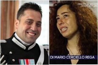 """Omicidio Cerciello, la vedova: """"Io e Mario sognavamo i figli che avremmo avuto e che non vedrò mai"""""""