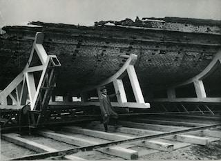 """Nemi chiede danni alla Germania per Seconda Guerra Mondiale: """"Bruciarono navi imperatore Caligola"""""""