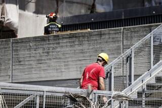 """Due operai morti in cantiere a Roma: """"Avevano l'imbracatura, forse non era allacciata correttamente"""""""