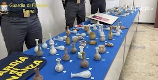 Museo in casa per impressionare ospiti, denunciata donna: aveva accumulato 101 reperti archeologici