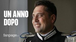 Un anno fa l'omicidio del vicebrigadiere Mario Cerciello Rega a Roma