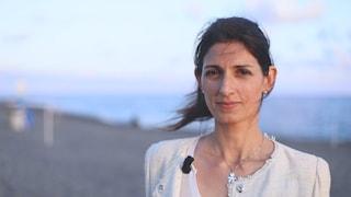 """Virginia Raggi a Fanpage: """"A Roma abbiamo strappato spazi alle mafie per restituirli ai cittadini"""""""