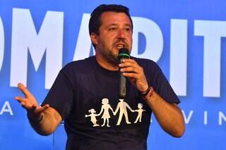 Focolaio al comizio di Matteo Salvini a Terracina, positivi altri due esponenti della Lega