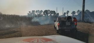 Nuovi focolai sull'Aurelia: prosegue l'incendio, le fiamme alimentate dal vento