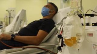 """Marco guarito dal Covid-19 ora dona il suo plasma: """"Orgoglioso di aiutare gli altri"""""""