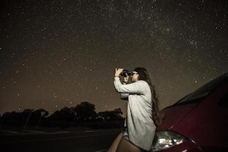 Notte di San Lorenzo 2020, dove guardare le stelle candenti a Roma il 10 agosto