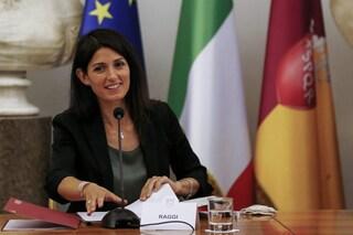 """Elezioni comunali, l'annuncio di Virginia Raggi: """"Mi ricandido sindaco di Roma"""""""