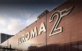 Uomo muore al centro commerciale Euroma 2: evacuato l'intero edificio