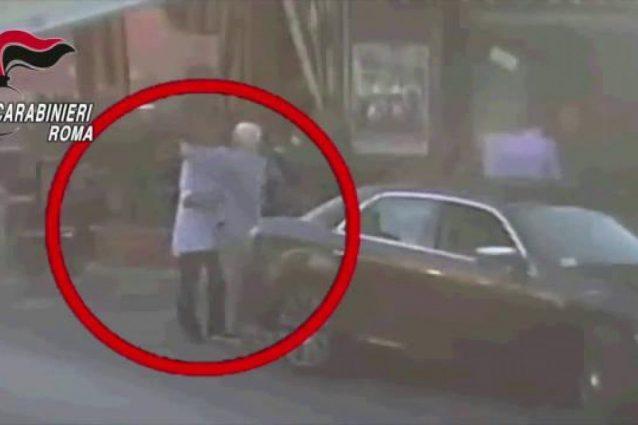 Franco Gambacurta abbraccia Salvatore Nicitra