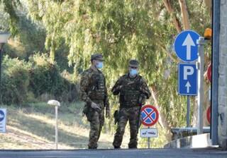 Genzano: 47 i positivi nella clinica in isolamento, l'Esercito controlla gli ingressi