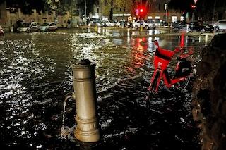 Allerta meteo Roma e Lazio: attesi violenti temporali dal pomeriggio di oggi