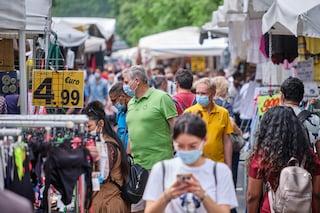 Lazio, casi di coronavirus in aumento: ipotesi mascherine obbligatorie anche all'aperto