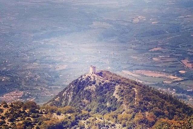 Monte Gennaro – fonte social