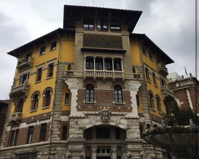 Palazzo del Ragno, foto giovanni orsenigo (social)
