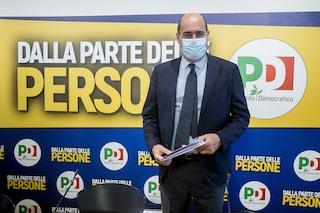 """Zingaretti allarga maggioranza Lazio ai 5 Stelle: """"Alleanza che guarda al futuro per vincere"""""""