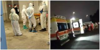 """Ambulanze in attesa per ore fuori il Gemelli di Roma: """"Così ci sono meno mezzi sul territorio"""""""