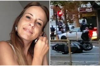 Serena, giovane madre morta in corso Trieste a Roma: trovata la terza auto in fuga dopo l'incidente