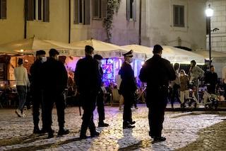 Stop alla movida, più controlli e multe in quattro quartieri di Roma: già 34 i locali multati