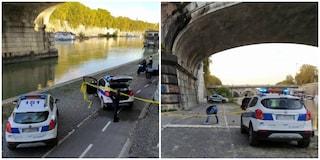 Tentato suicidio a Roma, 23enne si lancia da Ponte Regina Margherita: è grave