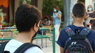 In classe come in aereo: la proposta del Lazio per evitare di mettere in quarantena tutta la classe