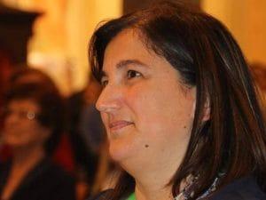 Roberta Tindari, vicesindaca reggente e candidata di Fratelli d'Italia
