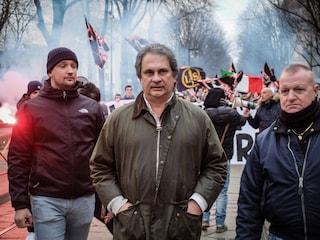 Vigilessa chiede a dirigenti Forza Nuova di mettere la mascherina: loro la insultano
