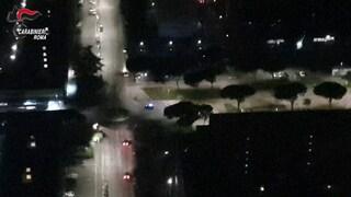 Tor Bella Monaca: colpita piazza di spaccio di cocaina, 4 arresti
