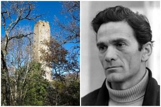In vendita per 800mila euro la torre che fu luogo dell'anima di Pierpaolo Pasolini