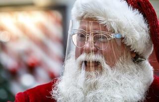 Babbo Natale quest'anno arriva su Zoom: l'idea di una società romana