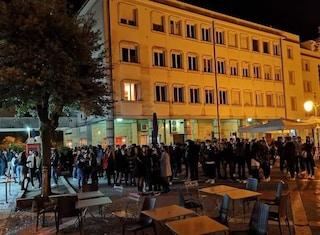 """Assembramenti in piazza a Cassino, il sindaco: """"Ospedali pieni, chiedo l'Esercito in strada"""""""