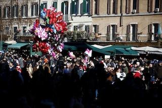Annullata la Festa della Befana per Covid: niente bancarelle e giostre a Piazza Navona