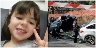 Funerali di Asia, morta a nove anni in un incidente stradale: lutto cittadino ad Anagni