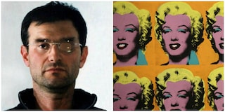 Quadri con Marilyn Monroe e opere di Botero: il tesoro da 10 milioni di euro sequestrato a Carminati