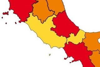 Nel Lazio l'indice Rt è a 0,88: cosa significa e perché è importante per restare in zona gialla