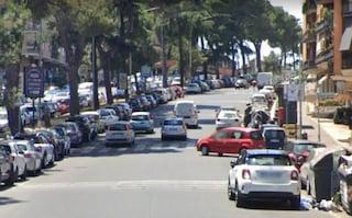 Corse clandestine a via Ugo Ojetti: auto lanciate a 120 all'ora, alla guida teste omicidio Sacchi