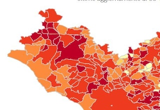 Viterbo: contagi Covid in aumento, focolai in crescita nelle Rsa. Nuove misure e chiusure