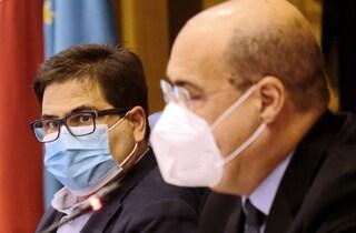 Zingaretti e D'Amato indagati per abuso d'ufficio su nomina Asl