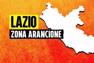 Perché il Lazio rischia di tornare in zona arancione