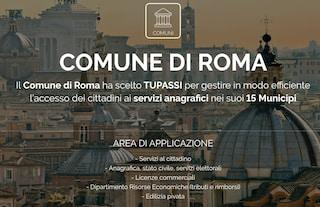 L'applicazione TuPassi viola la privacy dei cittadini: multa di 500mila euro per Roma Capitale