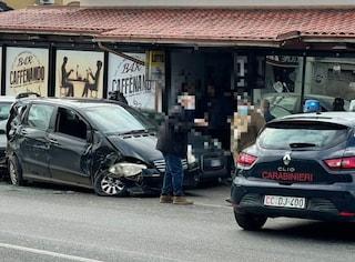 Rintracciato autista del camion pirata che ha travolto le auto sulle Nettunense: denunciato