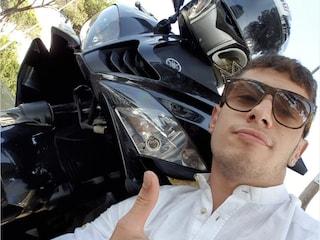 Luca Brandi caduto dalla moto e morto a 20 anni: a processo la ditta di manutenzione stradale