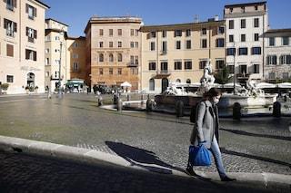 Befana a Roma, festa dell'Epifania in zona rossa: Piazza Navona è vuota e silenziosa
