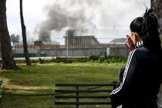 Rivolta nel carcere di Rebibbia per paura del covid, chiesto rinvio a giudizio per 50 detenuti