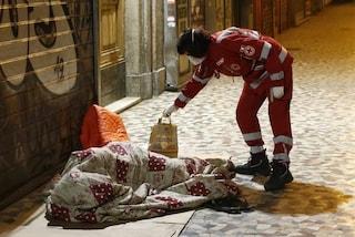 Clochard morto a Sabaudia, l'ennesima vittima del freddo fra i senzatetto